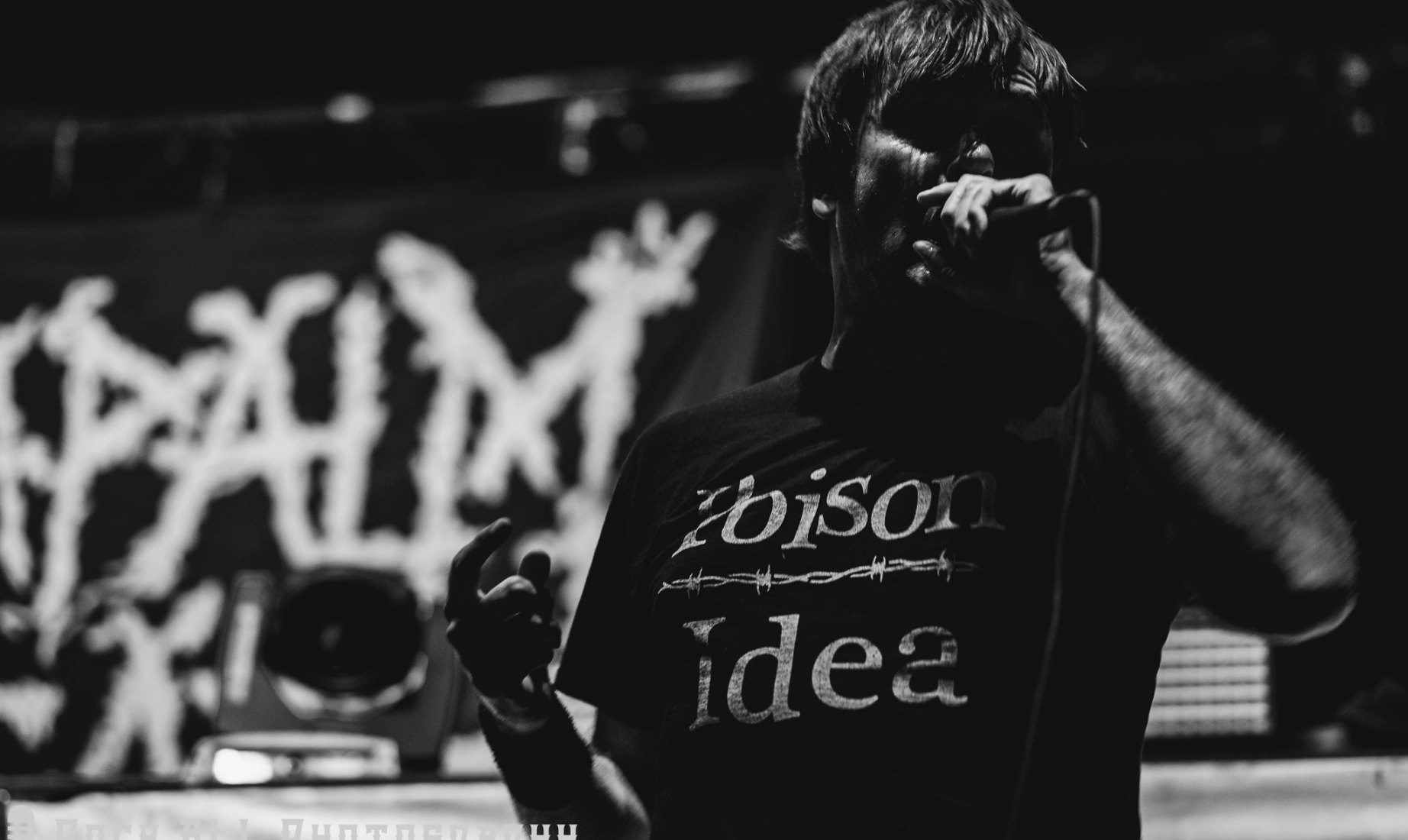 Napalm Death - San Antonio TX 8/25/18