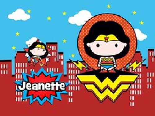 Superhero - Wonder Woman