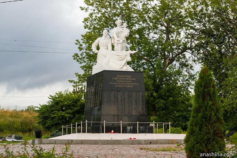 Братская могила советских воинов, Сортавала