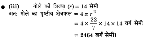 UP Board Solutions for Class 9 Maths Chapter 13 Surface Areas and Volumes 13.4 1.1