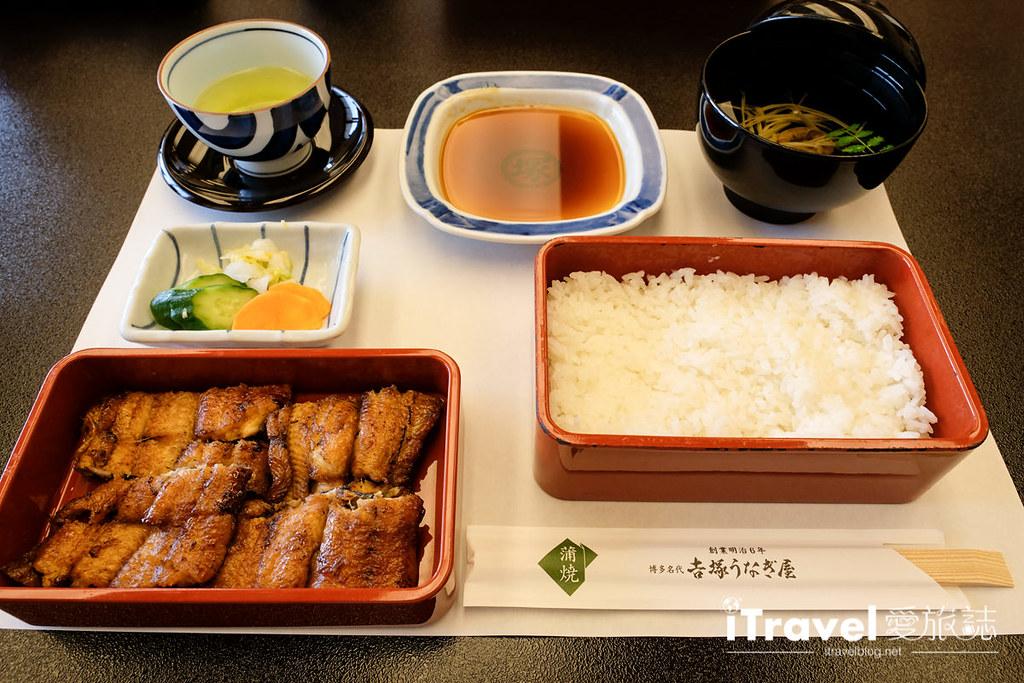 福冈美食餐厅 吉冢鳗鱼屋 (21)