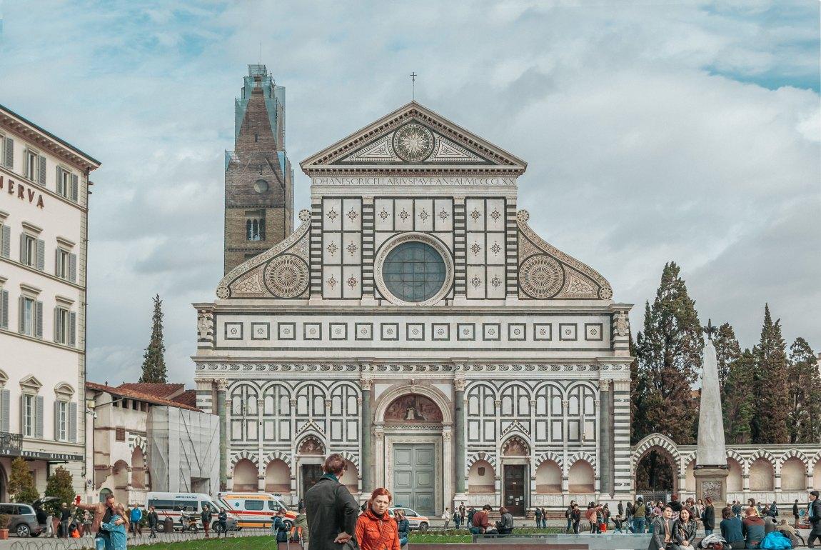 Chiesa di S. Maria Novella, Firenze