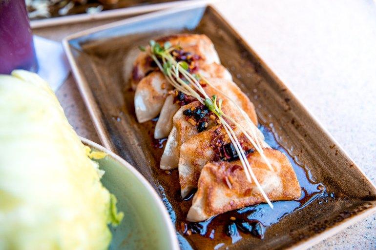 PF Chang's Waikiki Restaurant Handmade Pork Dumplings