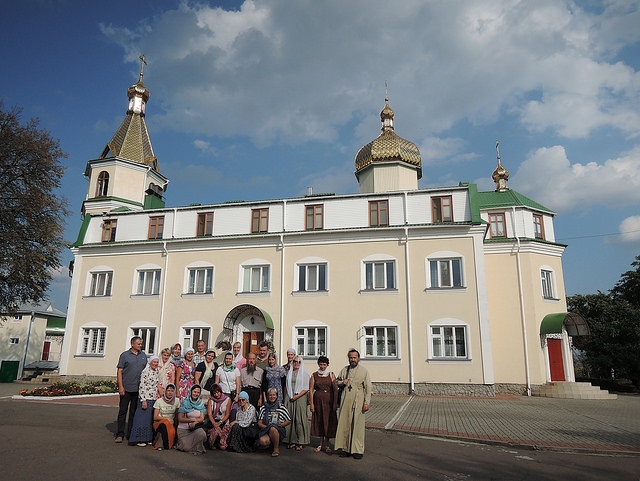 2018 08 24 Nativity of the Virgin Women's Monastery. Rivne