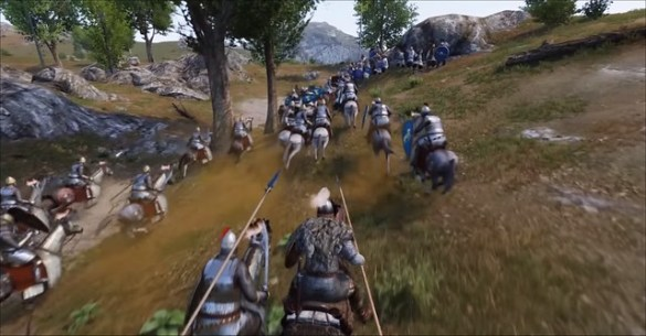 Mount and Blade 2 - Calvary