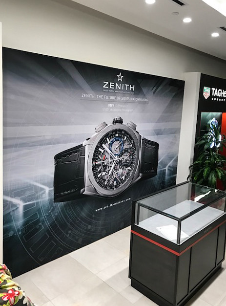 SEG Fabric for Zenith