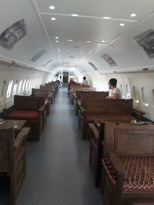 uçak kafe