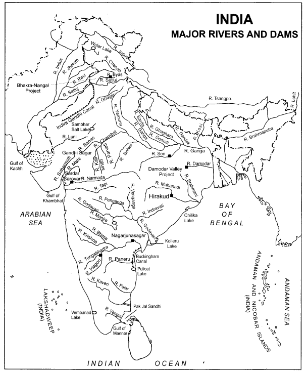 Extra Questions for Class 10 Social Science Geography