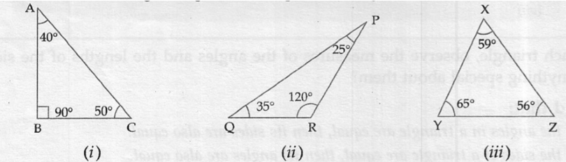 ML Aggarwal ICSE Solutions for Class 6 Maths Chapter 11 Understanding Elementary Shapes Ex 11.4 Solution 02 i