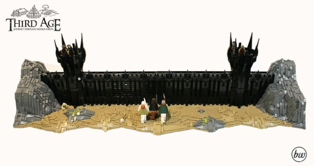 The Black Gates of Mordor