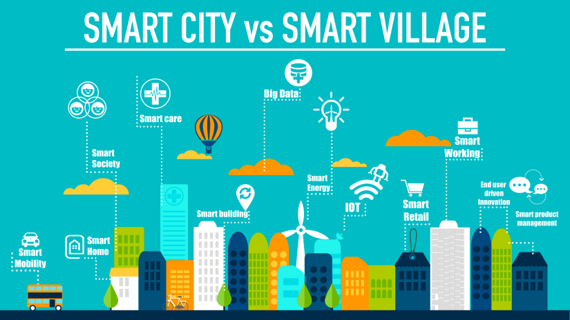 Smart City VS Smart Village
