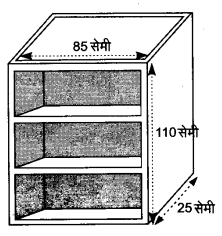 NCERT Solutions for Class 9 Maths Chapter 13 Surface Areas and Volumes (Hindi Medium) 13.9 1