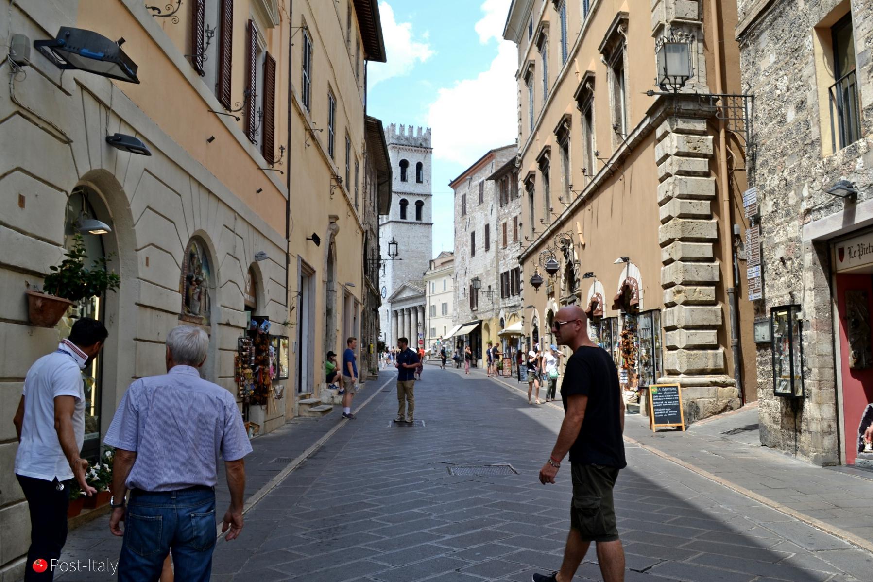 Assis, Úmbria, Itália