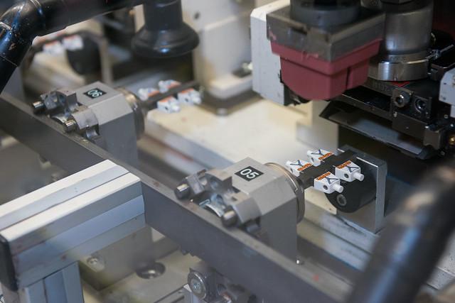Usine production figurine LEGO Kladno