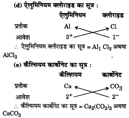 UP Board Solutions for Class 9 Science Chapter 3 Atoms and Molecules 51 4.1
