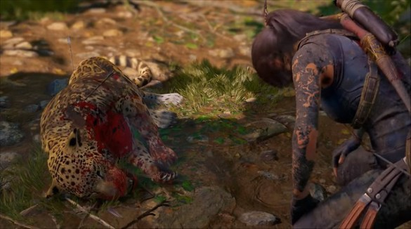 Shadow of the Tomb Raider - Dead Jaguar