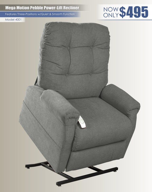 Pebble Popstitch Mega Motion Recliner_4001