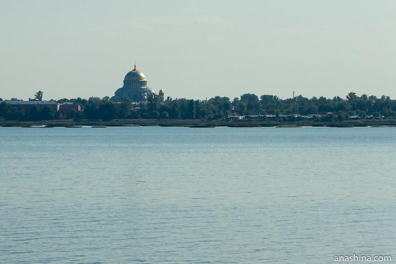 Панорама Кронштадта