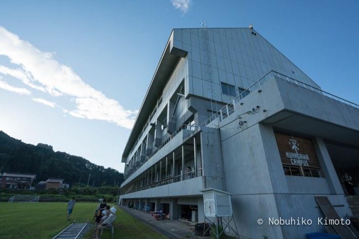 奴奈川キャンパス