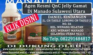 Agen Resmi QnC Jelly Gamat