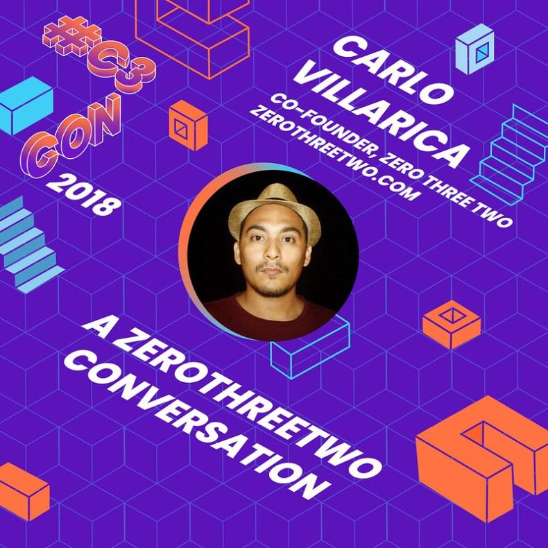 c3con Square2_SPEAKERS PROFILE_CARLO