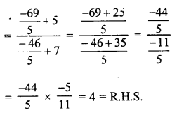 RD Sharma Class 8 Solutions Chapter 9 Linear Equations in One Variable Ex 9.3 - 4b