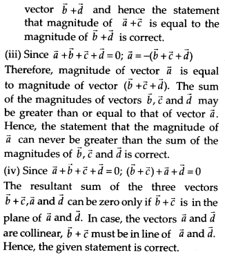 NCERT Solutions for Class 11 Physics Chapter 4 Motion of plane 5