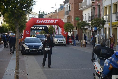 101 Los Miradores- Etapa Maratón domingo 7 octubre 2018- Las Navas del Marqués