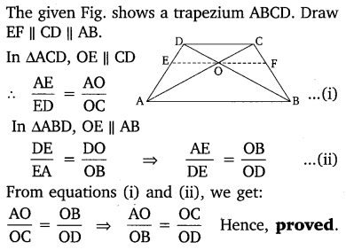 NCERT Solutions for Class 10 Maths Chapter 6 Triangles 18