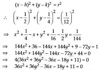 NCERT Solutions for Class 11 Maths Chapter 11 Conic Sections 1
