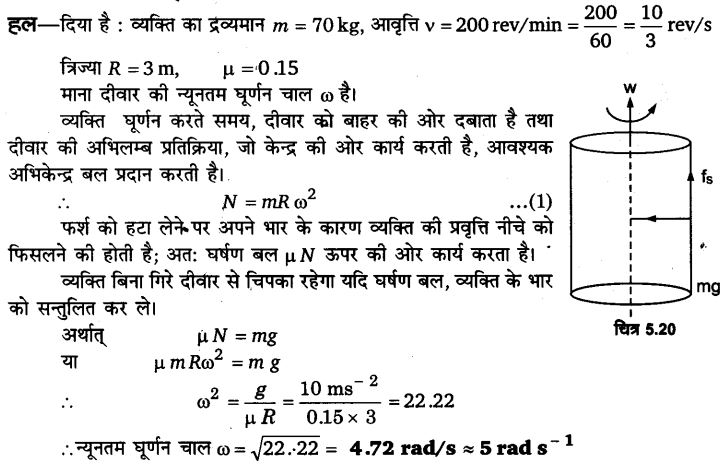 UP Board Solutions for Class 11 Physics Chapter 5 Laws of motion 48
