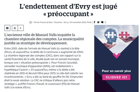18i30 Sobre gestión de Valls Deuda preocupante Uti 485