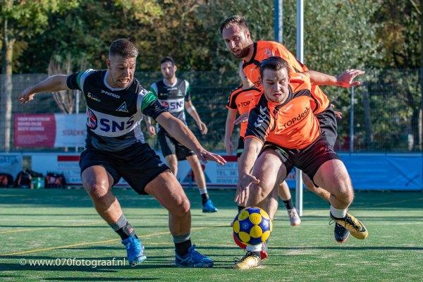 Korfbal: 2018-10-20 Achilles 1 – Excelsior 1 [12-13]