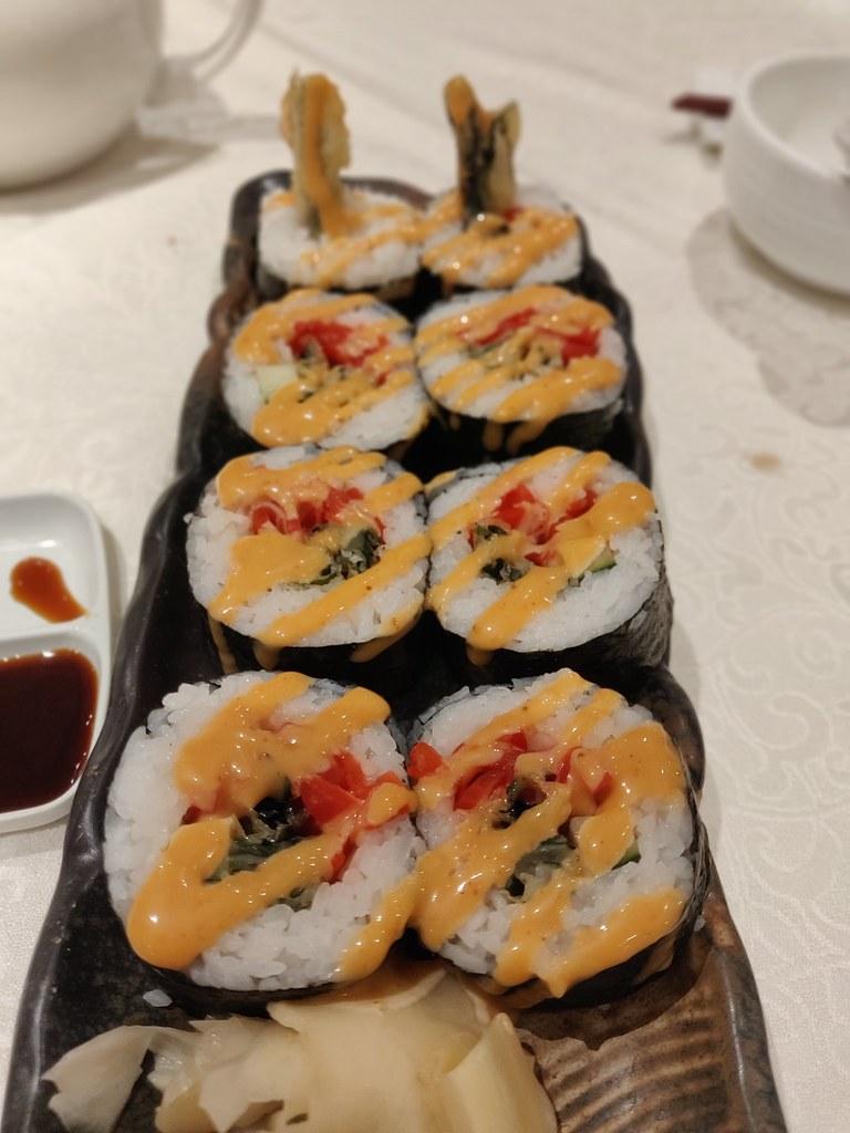 Vegetarian Sushi Gaia Veggie Shop Causeway Bay Chinese Vegetarian Restaurant Hong Kong