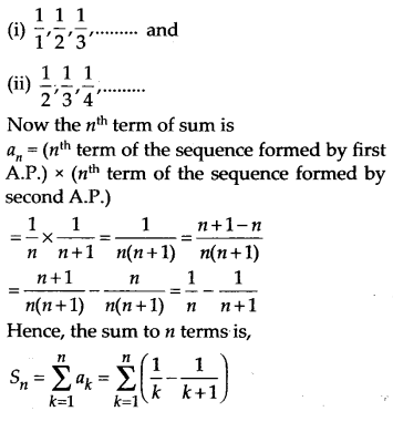 NCERT Solutions for Class 11 Maths Chapter 9 Sequences and Series 75