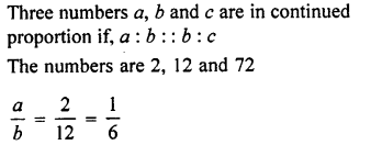 Selina Concise Mathematics class 7 ICSE Solutions - Ratio and Proportion (Including Sharing in a Ratio) -b8
