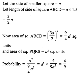 RD Sharma Class 10 Solutions Chapter 16 Probability Ex 16.2 6A
