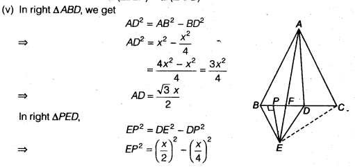 NCERT Solutions for Class 9 Maths Chapter 10 Areas of Parallelograms and Triangles 10.4 5c