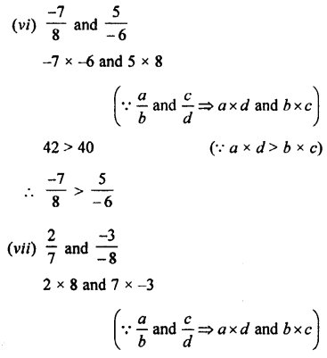 Selina Concise Mathematics class 7 ICSE Solutions - Rational Numbers-b3.......