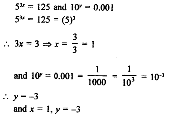 RD Sharma Solutions Class 9 Chapter 2 Exponents of Real Numbers
