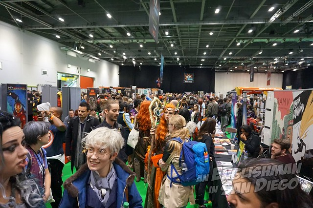 mcmLDN18 - MCM London Comic Con Winter 2018 (Photo Gallery 278 - Caroline Sultana)