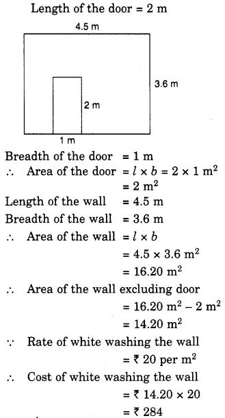 NCERT Solutions for Class 7 Maths Chapter 11 Perimeter and Area 13