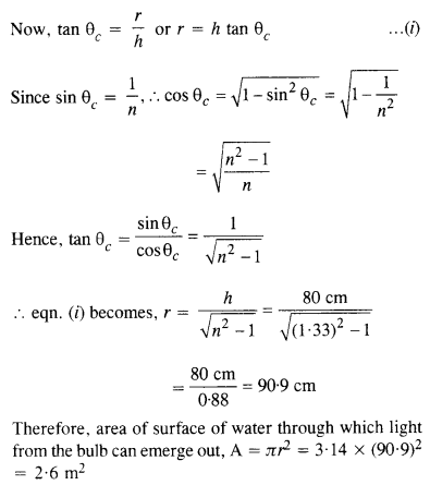 NCERT Solutions for Class 12 physics Chapter 9.6