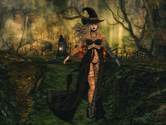 Halloween 2018 in Second Life