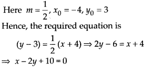 NCERT Solutions for Class 11 Maths Chapter 10 Straight Lines 20