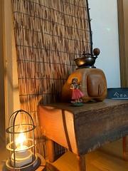 仮店舗の海のカフェ高木