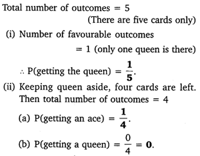 NCERT Solutions for Class 10 Maths Chapter 15 Probability 6