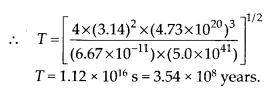 NCERT Solutions for Class 11 Physics Chapter 8 Gravitation 4