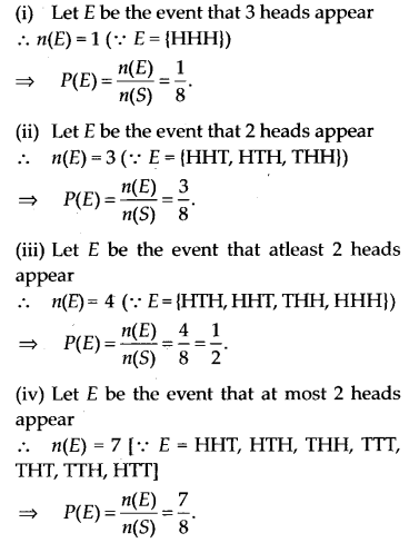NCERT Solutions for Class 11 Maths Chapter 16 Probability 3