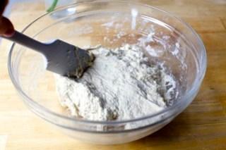 a soft dough